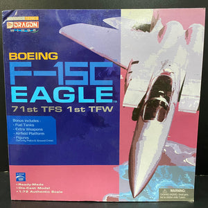 1/72 Boeing F-15C Eagle 71st TFS 1st TFW