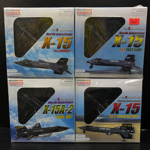 1/144 X-Planes Series North American X-15 Package