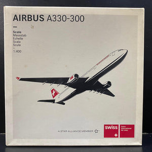 1/400 A330-300 Swiss International Air Lines
