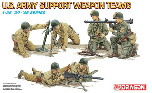 1/35 U.S. Army Support Weapon Teams