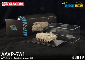 63019 - 1/72 AAVP-7A1 w/Enhanced Applique Armor Kit
