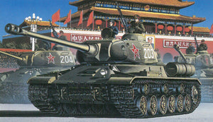 1/35 JS-2m UZTM PRODUCTION TYPE, CHINESE VOLUNTEER