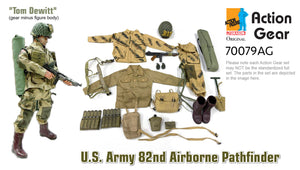 "1/6 Dragon Original Action Gear for ""Tom Dewitt"", U.S. Army 82nd Airborne Pathfinder"