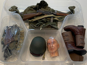 "1/6 Dragon Original Action Gear for Master Sergeant ""Big Joe"", U.S. Army 35th Infantry Division, France 1944"