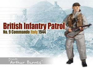 "1/6 ""Arthur Barnes"", British Infantry Patrol, No. 9 Commando, Italy 1944 (Private)"