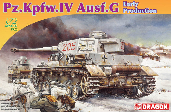 1/72 Pz.Kpfw.IV Ausf.G Early Production