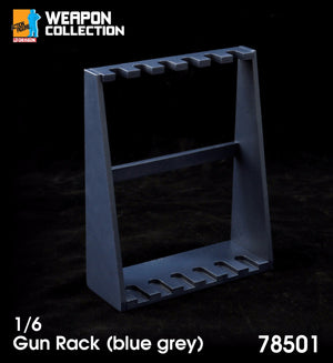 Dragon 1/6 Weapon Collection - Gun Rack (blue grey)