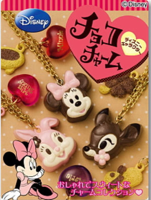 Re-ment : Disney Character Chocolate Charm