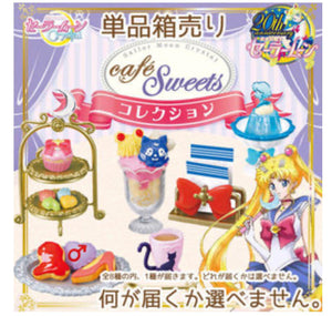 Re-ment : Sailor Moon Cafe Sweets Collection
