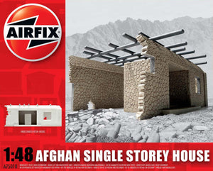 1/48 Afghan Single Storey House