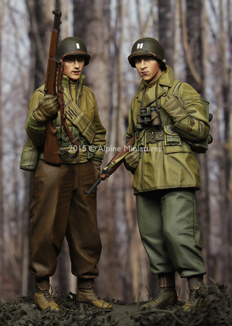 1/35 WW2 US Infantry Set