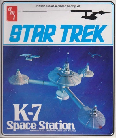 Star Trek - K-7 Space Station