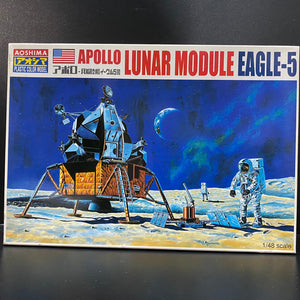 1/48 Apollo Lunar Module Eagle-5