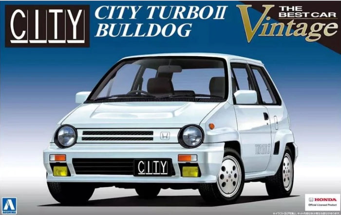 1/24 City Turbo II Bulldog