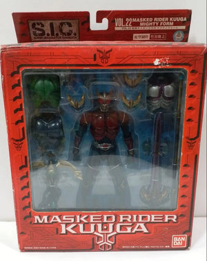 S.I.C. Vol.22 - Masked Rider Kuuga (Mighty Form)
