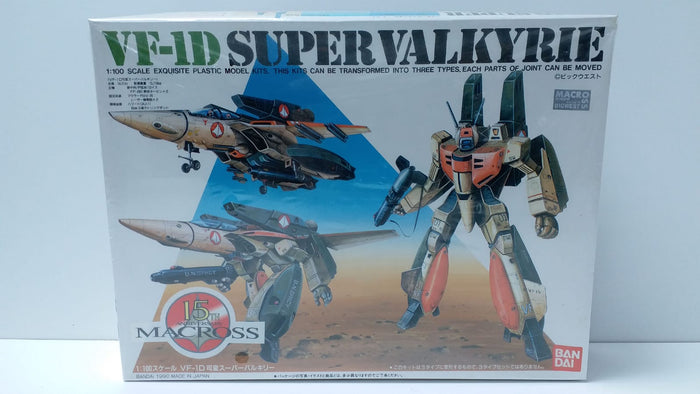 1/100 Macross - VF-1D Super Valkyrie