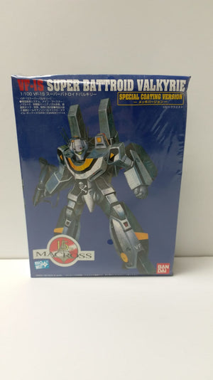 1/100 Macross - VF-1S Valkyrie Super Battroid (Special Coating Version)