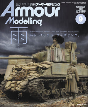 Armour Modelling Vol.239 (Sep 2019)