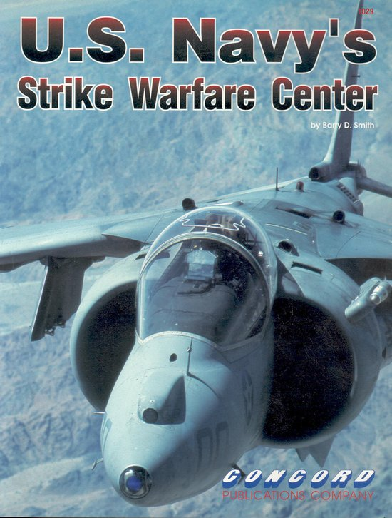 US Navy´s Strike Warfare Center