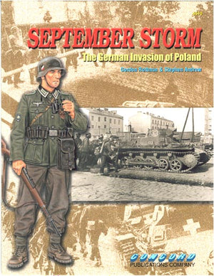 September Storm: The German Invasion of Poland