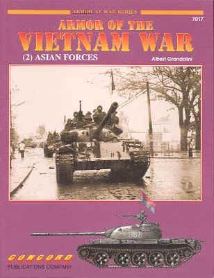 Armor of the Vietnam War (2) Asian Forces