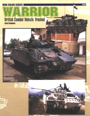 WARRIOR: British Combat Vehicle Tracked
