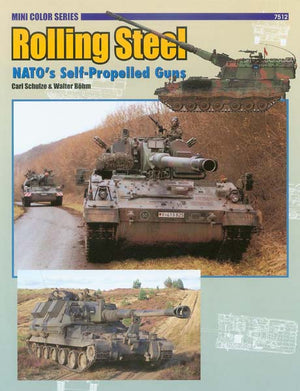 Rolling Steel: NATO's Self-Propelled Guns