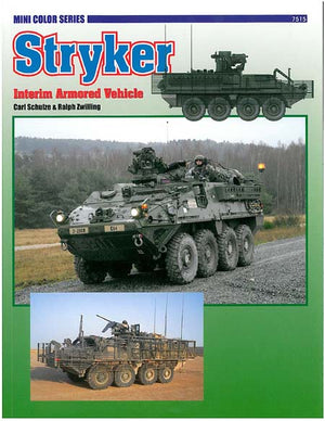 Stryker: Interim Armored Vehicle