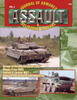 Assault: Journal of Armored and Heliborne Warfare Vol. 03