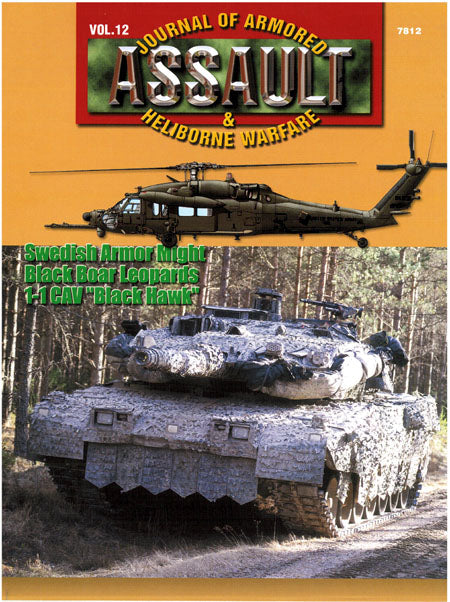 Assault: Journal of Armored and Heliborne Warfare Vol. 12