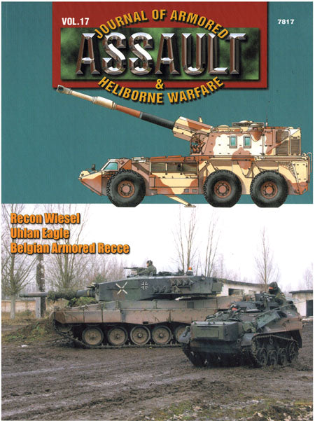 Assault: Journal of Armored and Heliborne Warfare Vol. 17