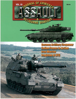Assault: Journal of Armored and Heliborne Warfare Vol. 19