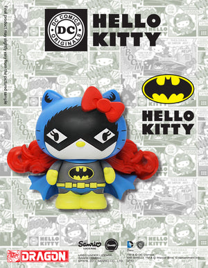 Hello Kitty x DC Comics - Batgirl