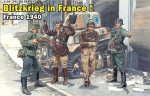 1/35 Blitzkrieg in France! (France 1940)