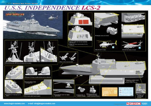 1/350 U.S.S. Independence LCS-2