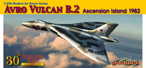 1/200 Avro Vulcan B.2, Ascension Island 1982