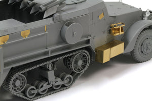 1/35 IDF M3 Halftrack Nord SS-11 Anti-Tank Missile Carrier