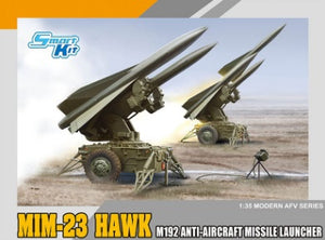 1/35 MIM-23 HAWK M192 Anti-aircraft Missile Launcher
