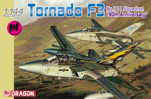 "1/144 Tornado F.3 - No.111 Squadron ""90th Anniversary"" (Twin Pack)"
