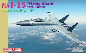 "1/144 PLA J-15 ""Flying Shark"" Naval Fighter"