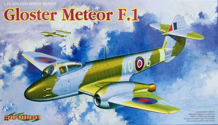 1/72 Gloster Meteor F.1