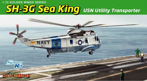 1/72 SH-3G Sea King, USN Utility Transporter