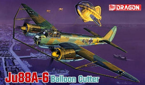 1/48 Ju88A-6 Balloon Cutter