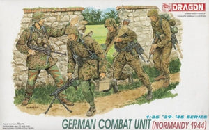 1/35 German Combat Unit (Normandy 1944)