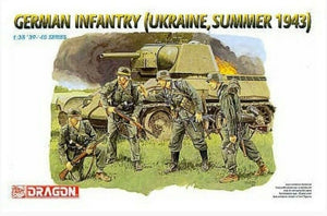 1/35 German Infantry (Ukraine, Summer 1943)
