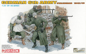 1/35 German 6th Army (Stalingrad 1942/43)