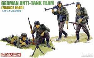 1/35 German Anti-Tank Team (France 1940)