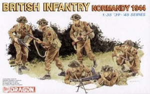 1/35 British Infantry Normandy 1944