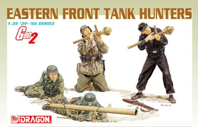 1/35 Eastern Front Tank Hunters