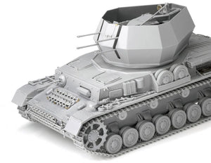 "1/35 Flakpanzer IV Ausf.G ""Wirbelwind"" Early Production"